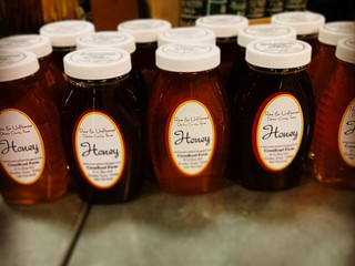 Raw, Local Honey at D&L Farm and Home - Denton!