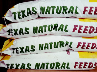 Texas Natural Feed on SALE!