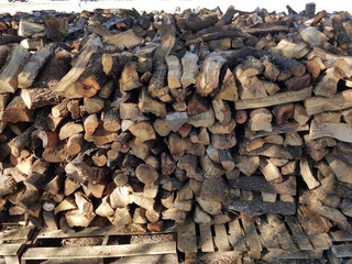 We have Firewood!!! Stay warm as the weather cools down!