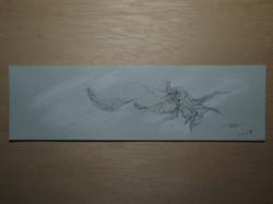 灰景線描 02