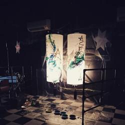 うみ、トモル  sea is lit