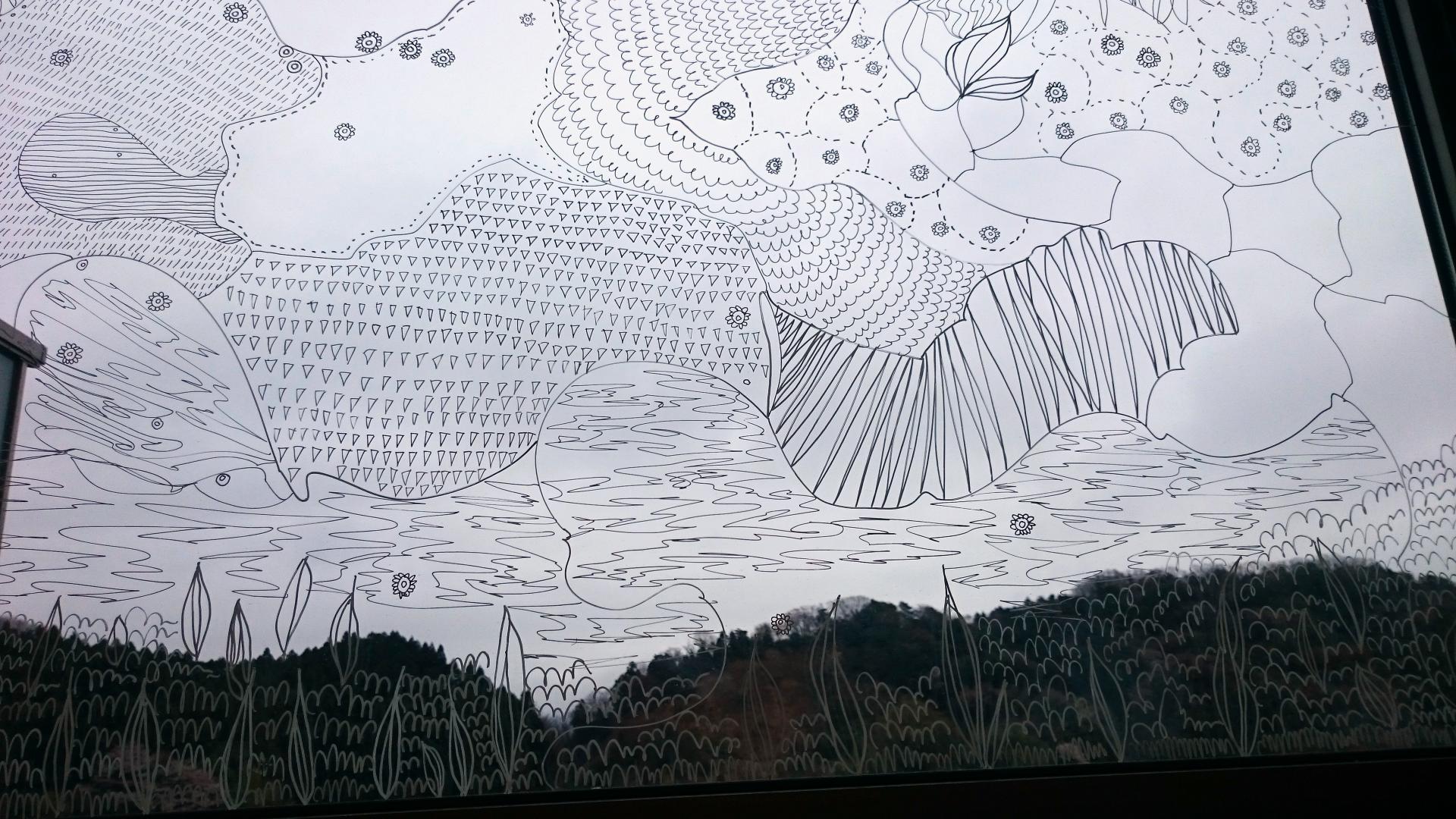 MADO drawing