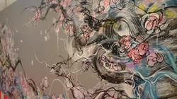 『海と桜』