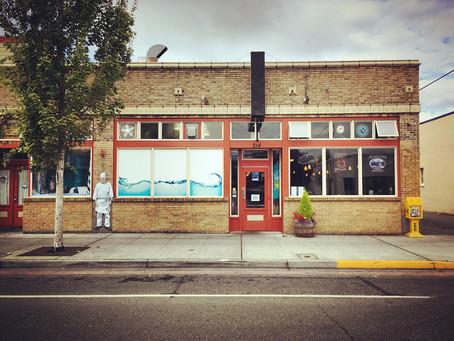 Clo's Next ViewPoint: Street Art in Anacortes, WA.