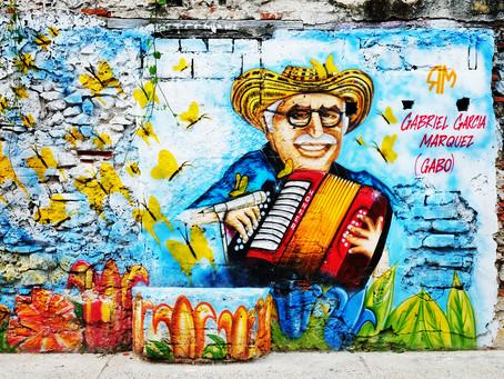 Clo's Next ViewPoint: Cartagena Street Art, Colombia.