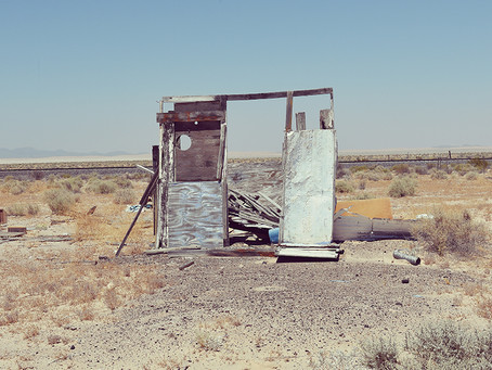 Clo's Next ViewPoint: The abandoned houses of Sonora