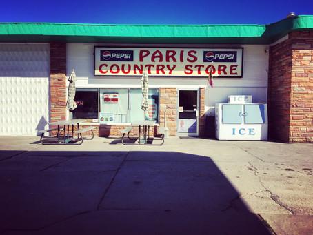 Clo's Next ViewPoint: Paris!!!! ... Idaho.