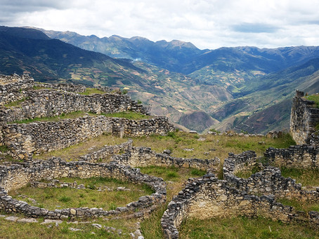 Clo's Next ViewPoint: Kuelap, the City of the Chachapoyas, Peru