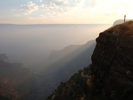 Clo's Next ViewPoint: Grand Canyon, Arizona, USA