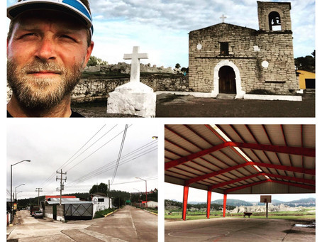 Out Of Breath: Creel, Mexico