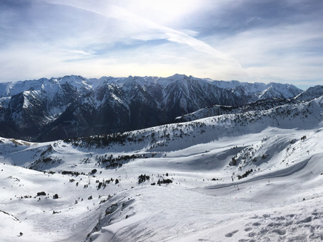 Clo's Next ViewPoint: The (not known enough) Pyrenees, France.