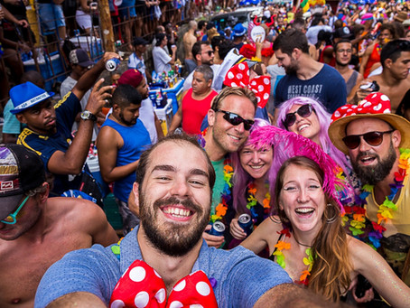 Clo's Next ViewPoint: Rio Carnaval!