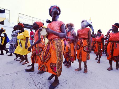Clo's Next ViewPoint: Garifuna Settlement Day 2017
