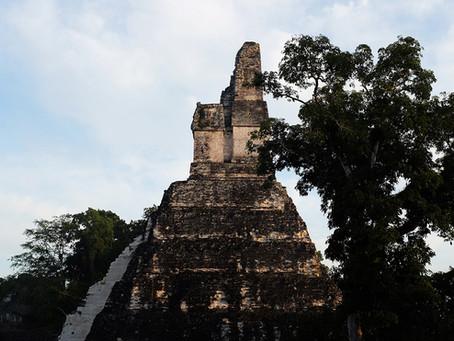 Clo's Next ViewPoint: Majestueux Tikal, Guatemala