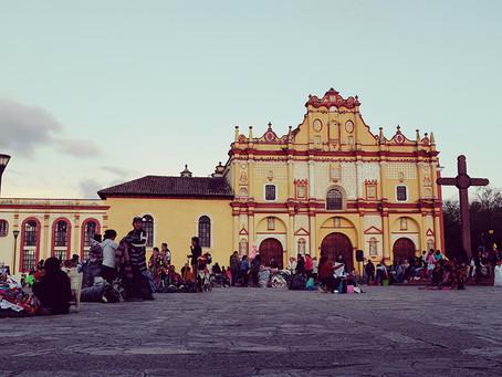 Clo's Next ViewPoint: OutOfTheStreets of San Cristobal de Las Casas
