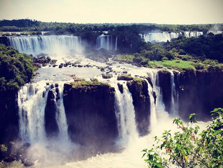 Clo's Next ViewPoint: Iguazu Falls