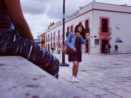 Clo's Next ViewPoint: OutOfTheStreets of Oaxaca.
