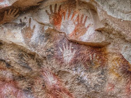 Clo's Next Viewpoint: Cuevas de la Manos, Argentina.