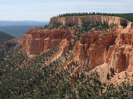 Clo's Next ViewPoint: Bryce National Park, Utah, USA