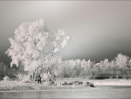 Clo's Next ViewPoint: Ice Skating Alaska