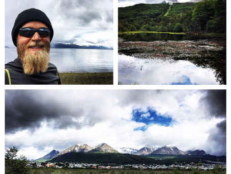 Out Of Breath: Ushuaia, Argentina