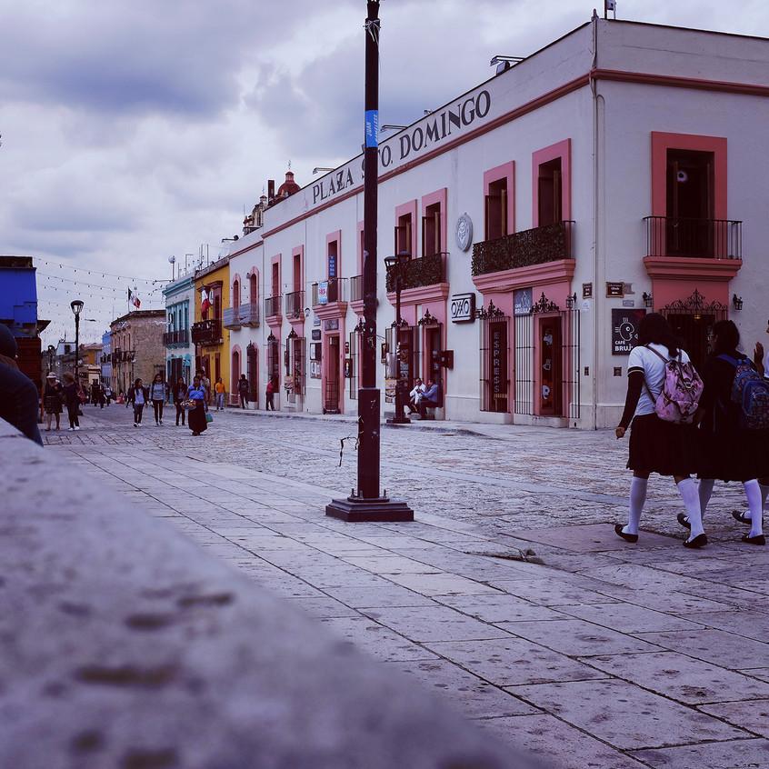 OutOfTheStreets of Oaxaca