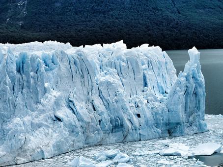 Clo's Next ViewPoint: Glacier Perito Moreno, Argentina.