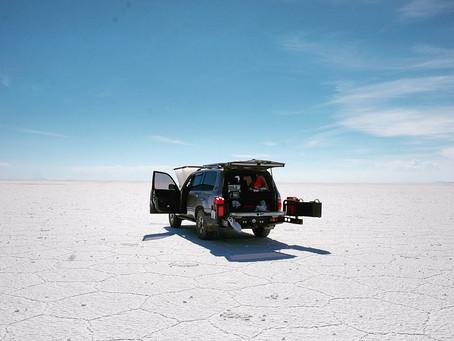 Clo's Next ViewPoint: Salar de Uyuni fun!