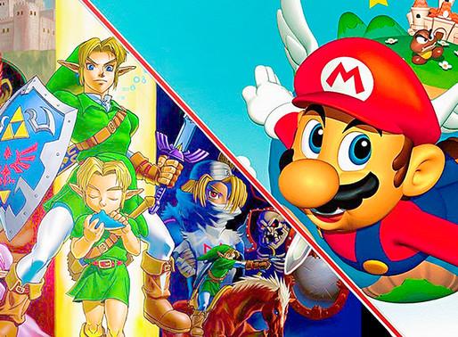 130 Anos da Nintendo