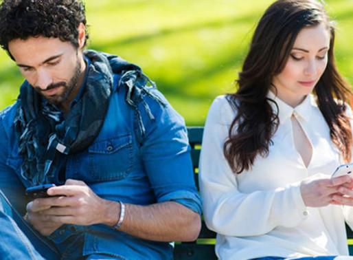 Casamento e Celular