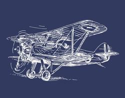 plane illustration-3093862_1920