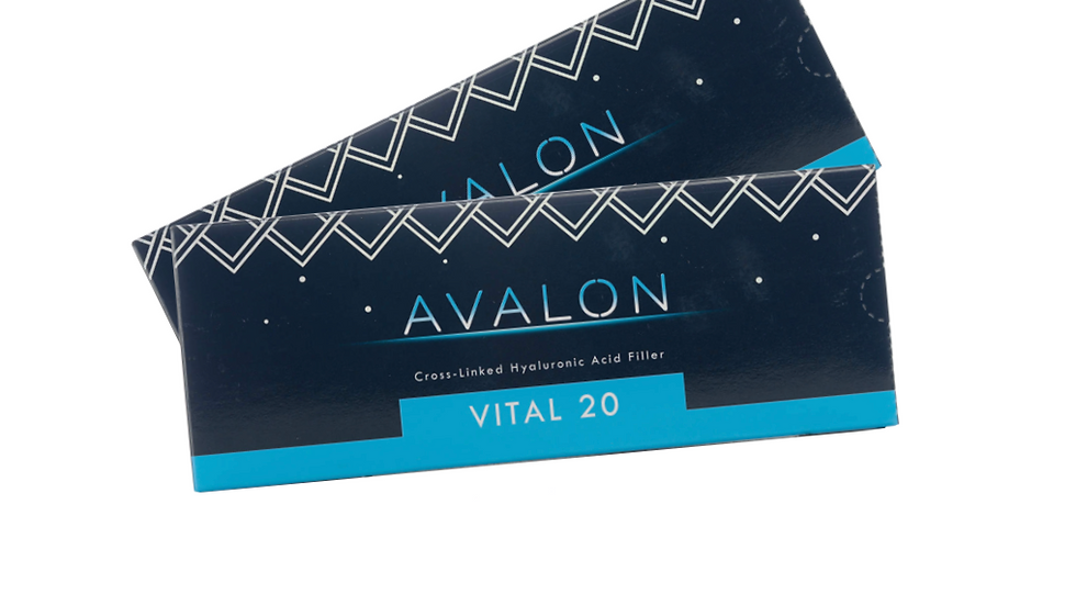 Dual Avalon Vital 20