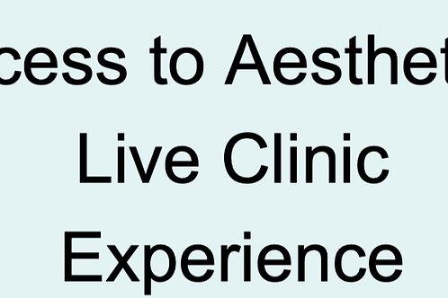 Access to Aesthetics