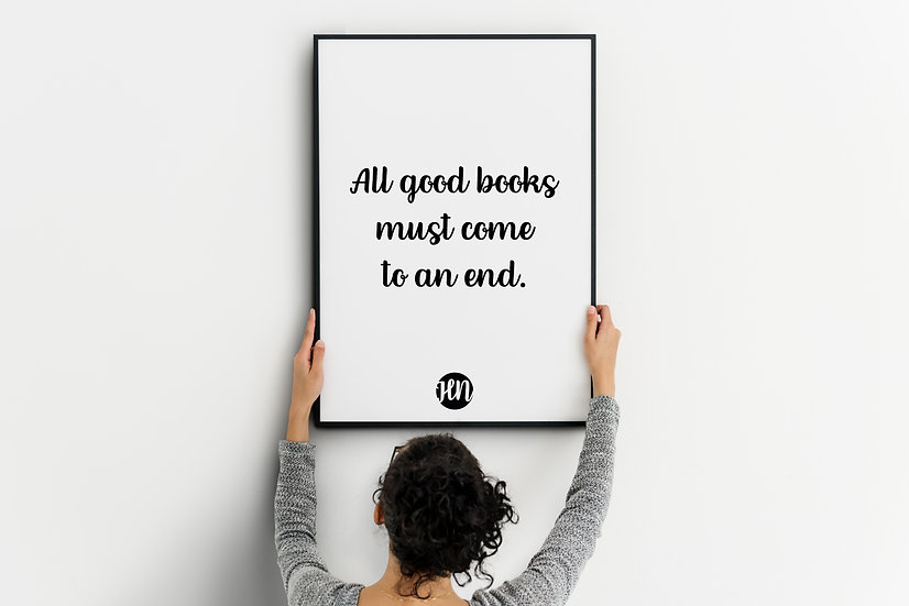 All good books...