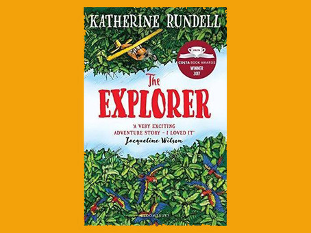 September Book of the Month: The Explorer