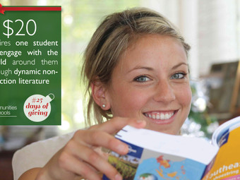 #25DaysOfGiving: Give the Gift of Critical Thinking