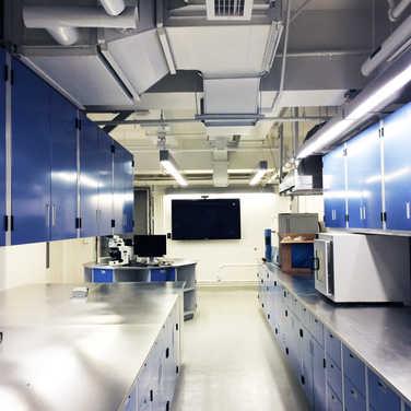 Laboratoires du Pavillon Macdonald - Univesité McGill
