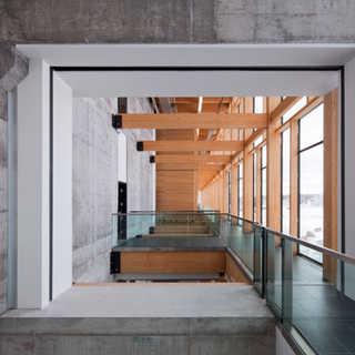 Pavillon des sciences de l'UQAT