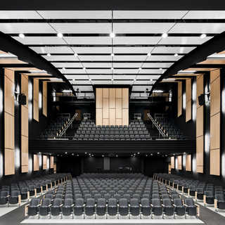 Auditorium de la Polyvalente de Charlesbourg