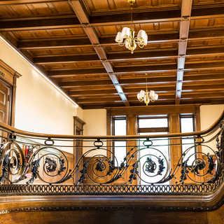 Pavillon Old Chancelor Day Hall, Université McGill