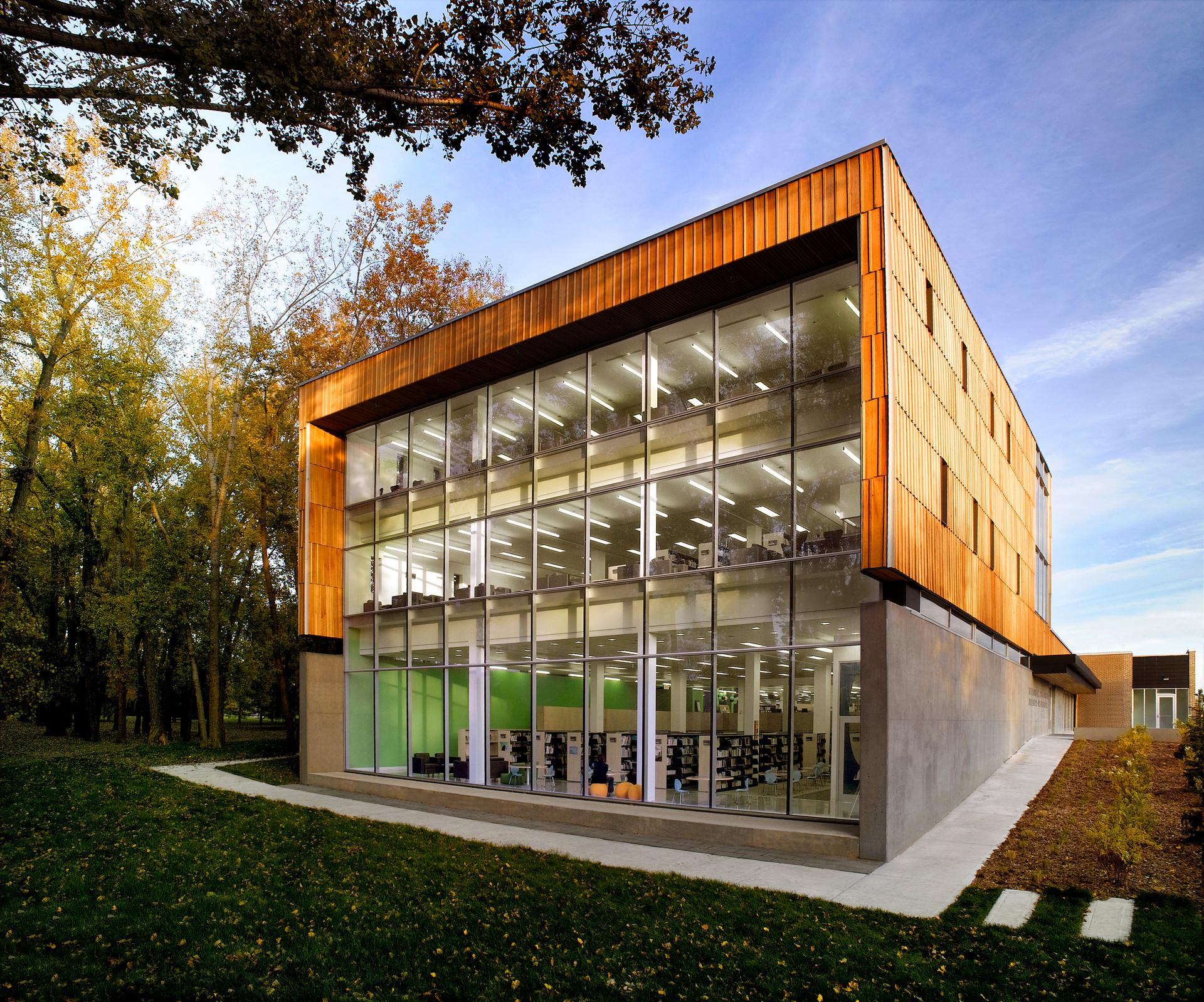 Bibliothèque de Montarville