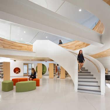 Bibliothèque de l'école Saint-Jean-Eudes