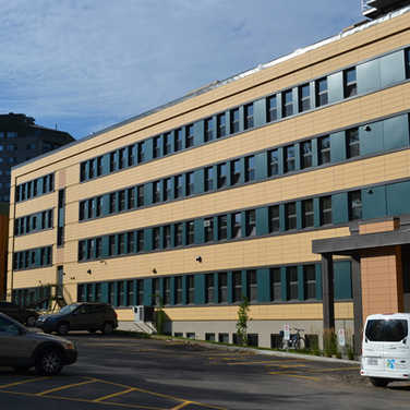 Hôpital Jeffery Hale