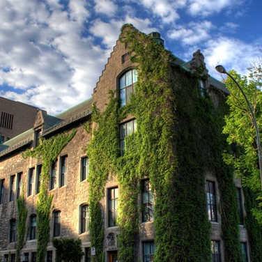 Pavillon Lyman Duff de l'Université McGill