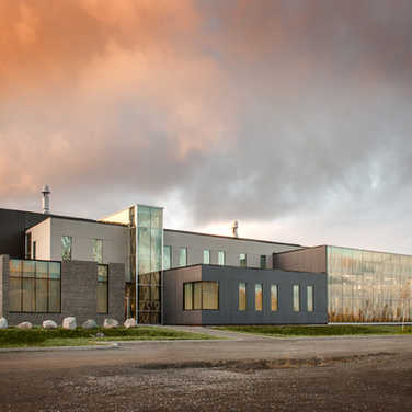 Pavillon Universitaire du CTRI