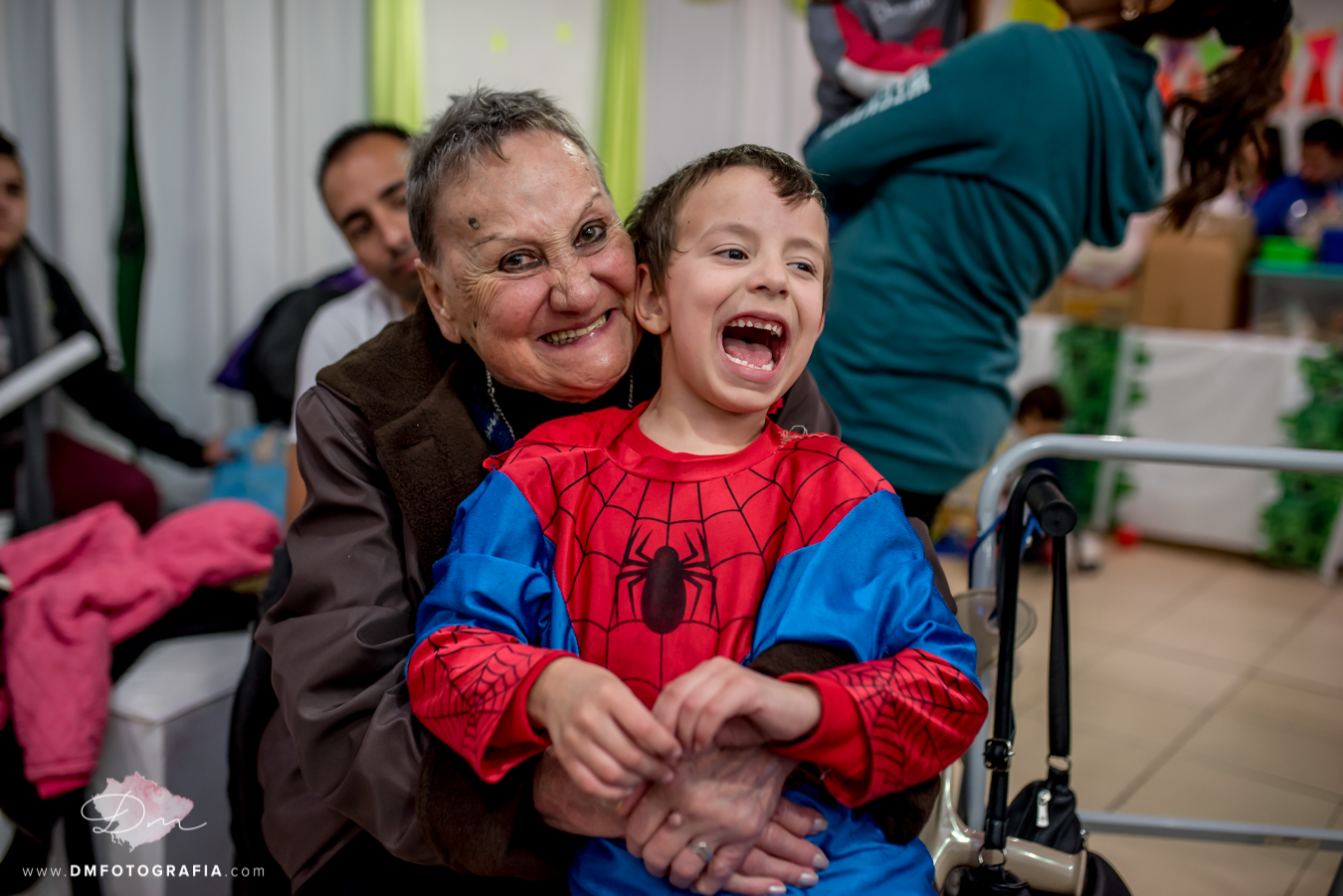 Fotógrafa de eventos infantiles en Malabari Multieventos, San Miguel, Buenos Aires