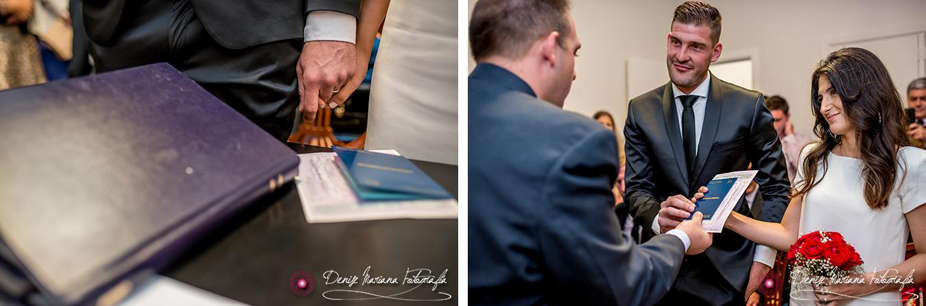 Casamiento en Registro Civil Olivos