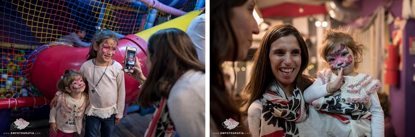 Fotógrafa de eventos infantiles en Aldea Panceta, Florida, Buenos Aires