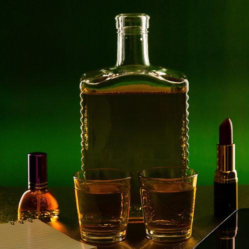 Lipstick & Whiskey