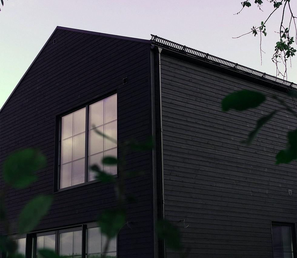 Husbygge Nyproduktion Villa